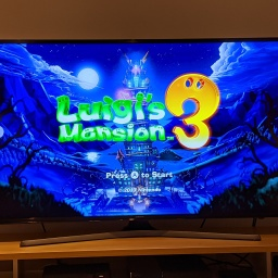 Luigi's Mansion 3 – Or why eating sweets is sometimes nicer than real food