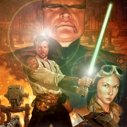Star Wars Dark Forces 2 – Jedi Knight – Or the knight in not so shining armour